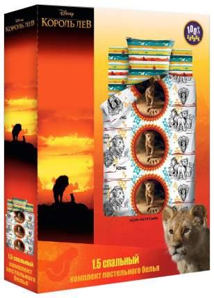 Комплект постельного белья Disney Король Лев 1,5 сп 4572688