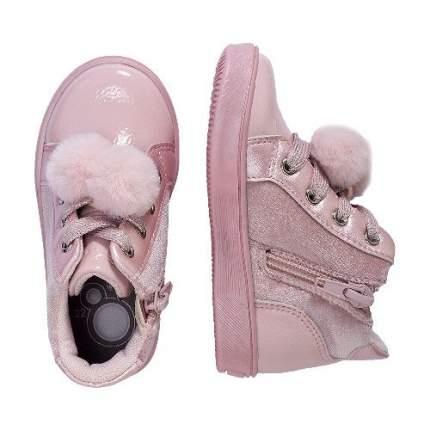Ботинки Chicco Fely для девочек, размер 29, цвет розовый