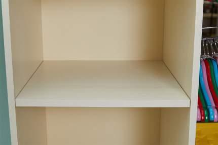 Платяной шкаф Hoff Лючия 80281855 44,7х216,1х42,9, штрихлак