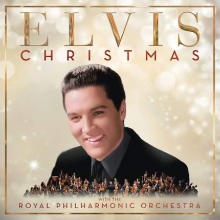 Виниловая пластинка Elvis Presley With The Royal Philharmonic Orchestra Elvis Christmas