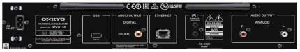 Сетевой аудио-проигрыватель Onkyo NS-6130 Black