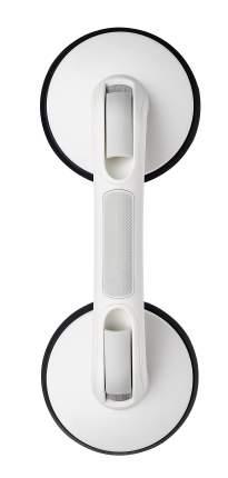 Поручень белый с присосочным механизмом, Premium