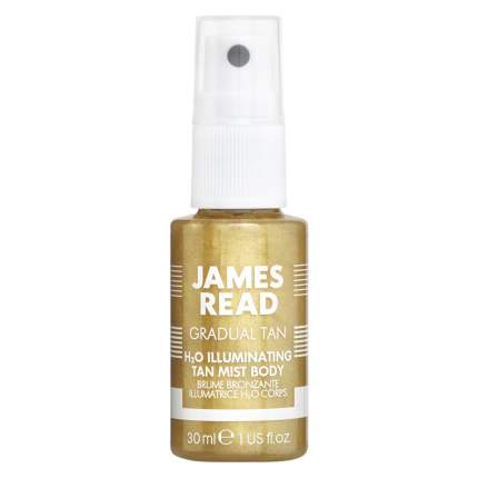 Средство для автозагара James Read Gradual Tan H2O Illuminating Tan Mist Body 30 мл