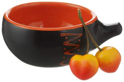 Форма для выпечки Борисовская керамика Кокотница Чугун 180 мл