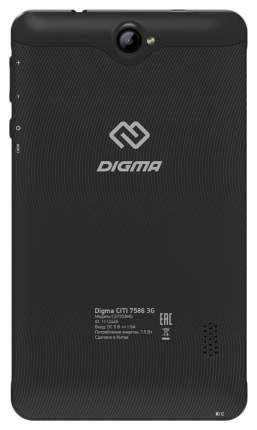 Планшет Digma Citi 7586 3G Black (TS7203MG)