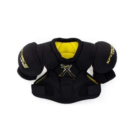 Нагрудник хоккейный Larsen X-Force SP-R17.0 JR черно-желтый S