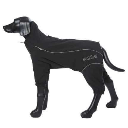 Комбинезон для собак RUKKA Thermal Overall черный 40см