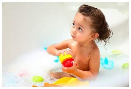 Набор игрушек для ванной Ubbi Кит, осьминог, тюлень, краб