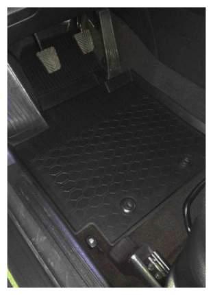 Комплект ковриков в салон автомобиля RIVAL 12806002