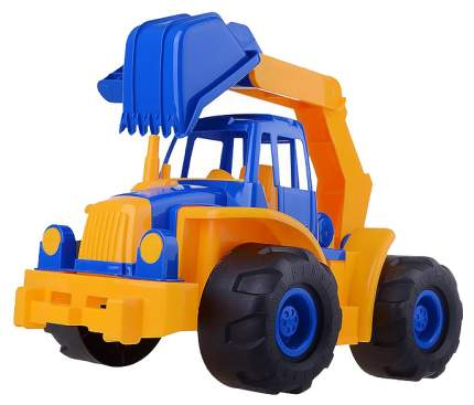 Нордпласт Трактор богатырь с ковшом Нордпласт Р12795
