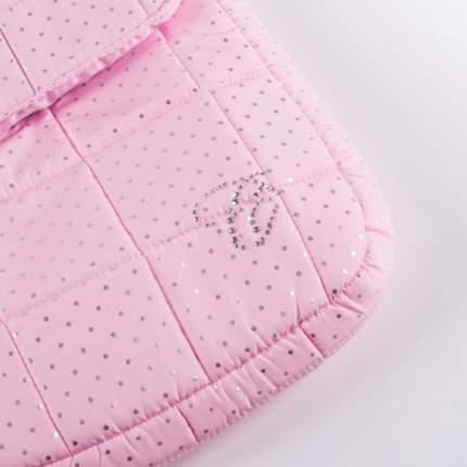 Сумка для девочек COCCODRILLO розовая