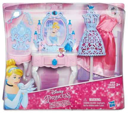 Мебель для кукол Hasbro Disney Princess Туалетный столик Золушки