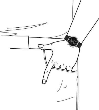 Наручные часы кварцевые мужские Emporio Armani AR1828