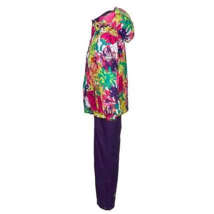 Комплект верхней одежды Huppa, цв. фиолетовый р. 116