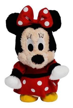 Мягкая игрушка 1 TOY Disney Шагающая Минни из плюша, функциональная в коробке