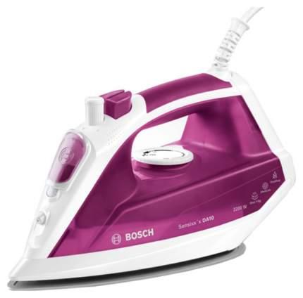 Утюг Bosch Sensixx'x DA10 TDA1022010 White/Purple