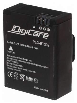 Аккумулятор для экшн-камеры DigiCare Аккумулятор PLG-BT302