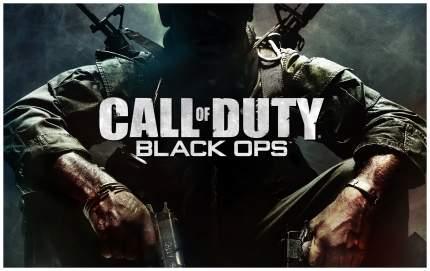 Игра Call of Duty: Black Ops для PlayStation 3