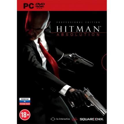 Игра Hitman Absolution. Профессиональное издание для PC