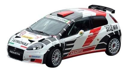 Машина Bburago Ралли Abarth Grande Punto S2000 1:43