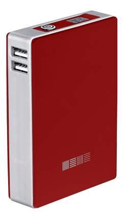 Внешний аккумулятор InterStep PB120002U 12000 мА/ч (IS-AK-PB12002UR-000B201) Red