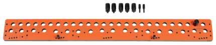 Шаблон пластиковый для сверления 900мм 26 отв. CMT CMT900