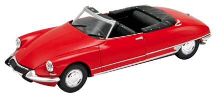 Коллекционная модель Welly Citroen DS 19 42398 1:34