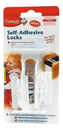 Блокировка выдвижн. ящик для игрушек. (2 шт), белый cl71/2ru