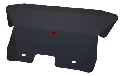 Защита двигателя Автоброня для Nissan (111.04131.1)