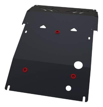 Защита радиатора АвтоБРОНЯ для Hyundai (111.06101.3)