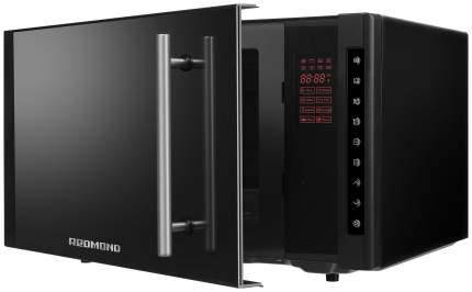 Микроволновая печь с грилем REDMOND RM-2301D black
