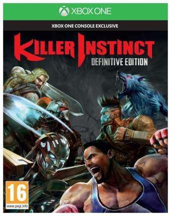 Игра для Xbox One Killer Instinct Definitive Edition