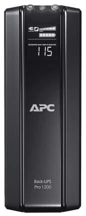 Источник бесперебойного питания APC Power Saving Back-UPS BR1200GI Black