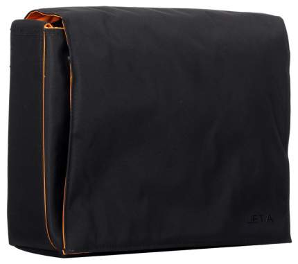 """Сумка для ноутбука 13.3"""" Jet.A LB13-11 оранжевая/черная"""