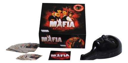Настольная игра Мафия. Вся семья в сборе (карточная)