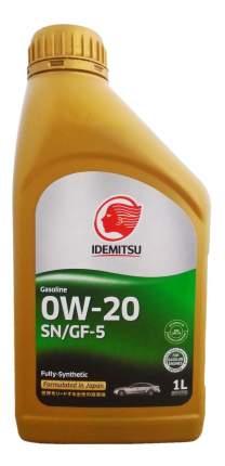 Моторное масло Idemitsu Extreme Eco F-S 0W-20 1л