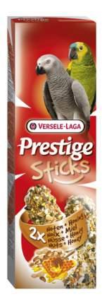 Лакомство для крупных попугаев VERSELE-LAGA Prestige с орехами и медом, 2х70г