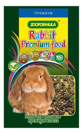 Корм для кроликов ZOOFORMULA Rabbit Premium Food 0.4 кг 1 шт