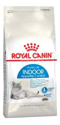 Сухой корм для кошек ROYAL CANIN Indoor Appetite Control, контроль аппетита, 2кг