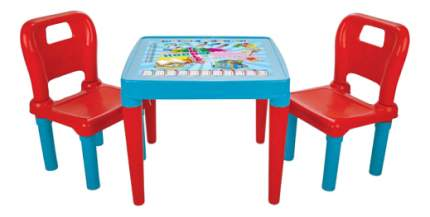 Набор детской мебели Pilsan Menekse & Hobby столик с двумя стульчиками