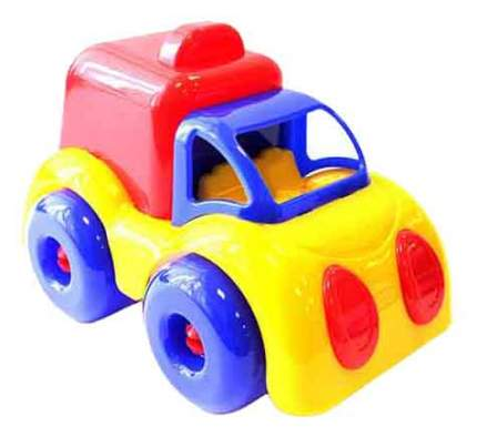 Машинка пластиковая Плейдорадо Автофургон Малышок 31839