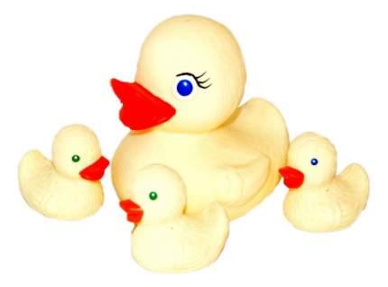Игрушка для купания ПКФ Игрушки Веселая семейка