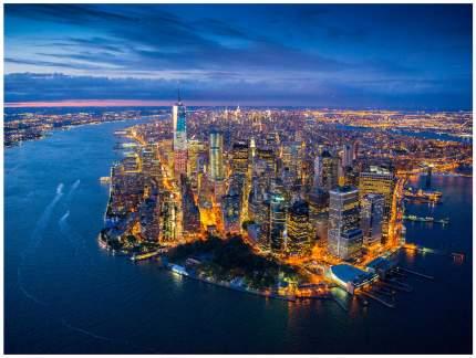 Пазл Educa Нью-Йорк с высоты птичьего полета 2000 деталей