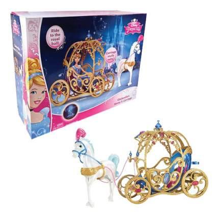 Карета для куклы Disney Princess Лошадь с каретой для Золушки