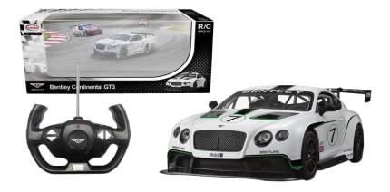 """Радиоуправляемая машинка RASTAR """"Bentley Continental GT3"""" 70600"""