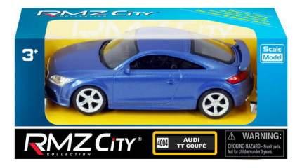 Коллекционная модель Uni-Fortune Audi TT Coupe синия 1:43