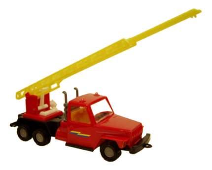 Пожарная машина Форма УРАЛ С-9-Ф