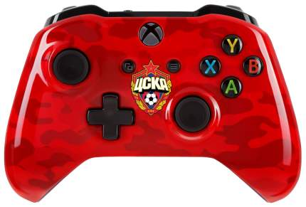 Геймпад Microsoft Xbox One 6CL-00002 ЦСКА «Красно-армейский»