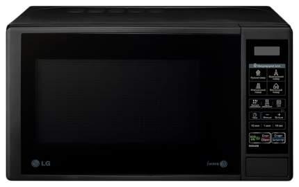 Микроволновая печь соло LG MS20M47DB black