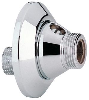 Эксцентрик Grohe S-образный, регулировка 10 мм